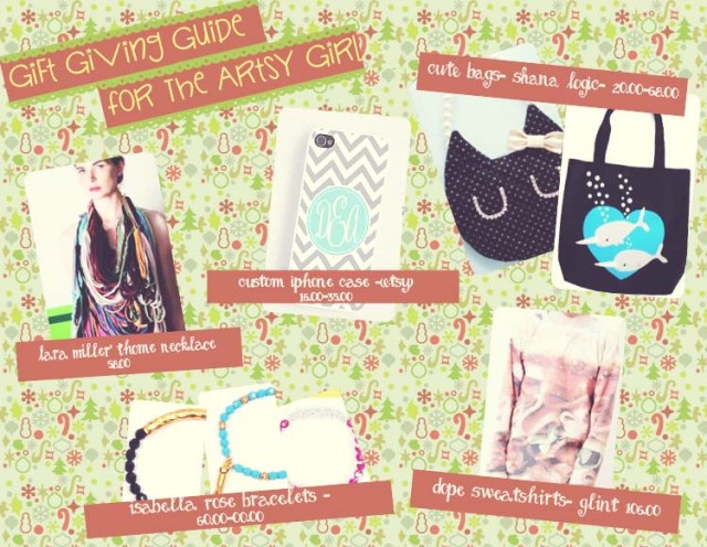 giftgivingguidefortheartsygirl